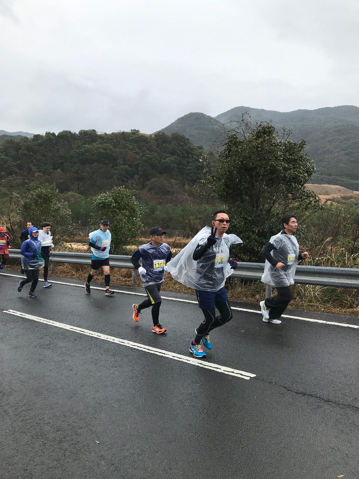 第十八回五島つばきマラソン2